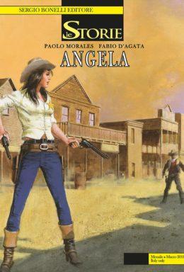 Copertina di Le Storie n.66 – Angela