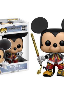 Copertina di FUNKO POP – Disney di Kingdom Hearts – Mickey n.261