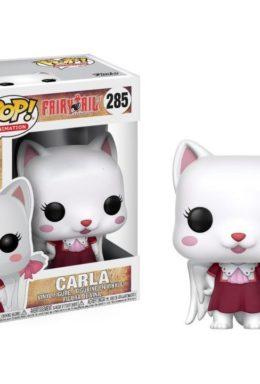 Copertina di Funko Pop! Anime di Fairy Tail – Carla Vinyl Figure n.285