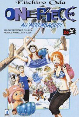 Copertina di One Piece n.26 – Young 119