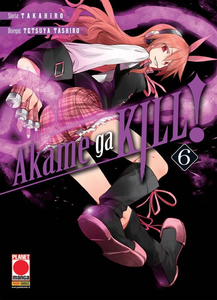 Akame Ga Kill! n.6 – I Ristampa