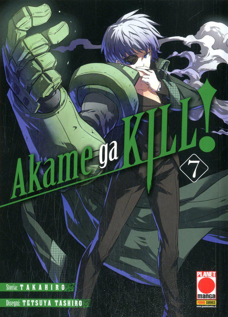 Akame Ga Kill! n.7 – I Ristampa