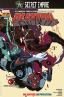 Deadpool n.105 – Deadpool contro Preston!