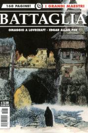 Dino Battaglia – Edgar Allan Poe – I grandi maestri 19