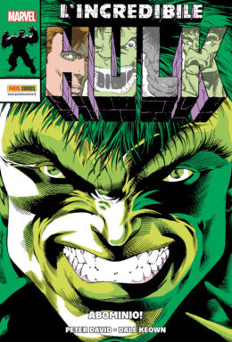 Copertina di Incredibile Hulk Di Peter David n.1 – Abominio
