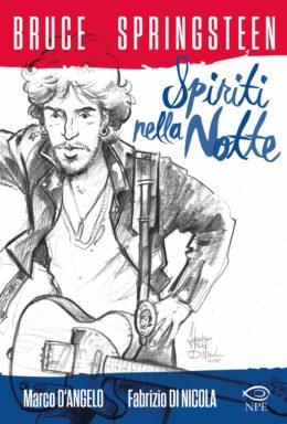 Copertina di Bruce Springsteen – Spiriti della Notte – Music & Comics 4