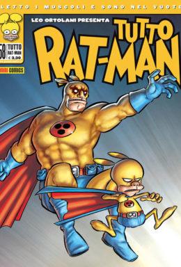 Copertina di Tutto Rat-Man n.58
