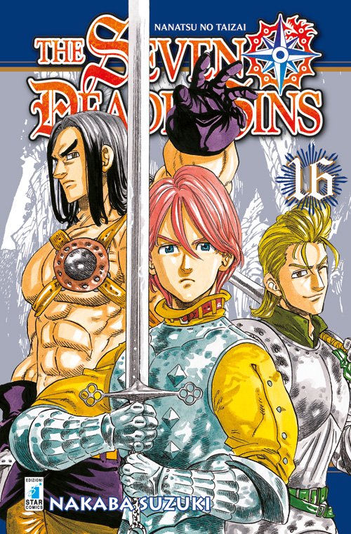 The Seven Deadly Sins n.16 – Stardust 48