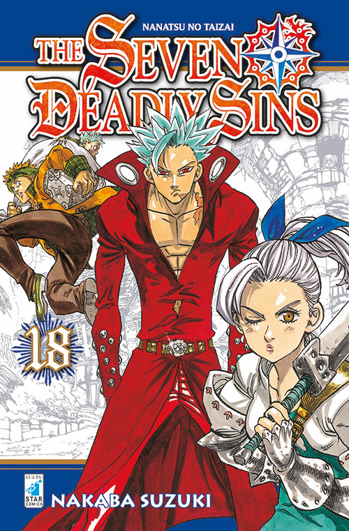 The Seven Deadly Sins n.18 – Stardust 53