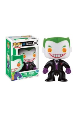 Copertina di Pop – Super Heroes – The Joker n.06 – Funko