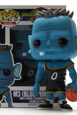 Copertina di Space Jam – M3 (BLUE Monstar) – Funko Pop Vinil