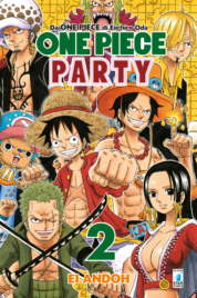 One Piece Party n.2 – Ei Andoh