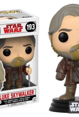 Copertina di Star Wars Episode 8 – The Last Jedi Luke – Funko Pop Vinil 193