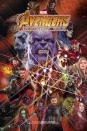 Il guanto dell'infinito – Movie Variant – Marvel History