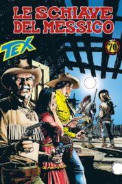 Tex n.690 – Le schiave del Messico