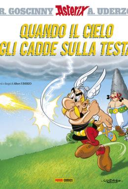 Copertina di Asterix n.33 di 35 – Quando Il Cielo Gli Cadde