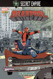 Deadpool n.106 – Deadpool sconfigge Cap!