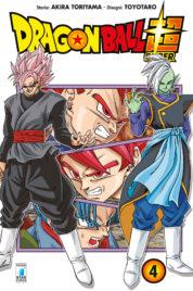 Dragon Ball Super n.4