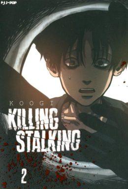 Copertina di Killing Stalking n.2