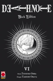 Death Note Black Edition n.6 – I Ristampa