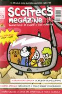 Scottecs Megazine n.13 – Trimestrale di fumetti e cose furbuffe
