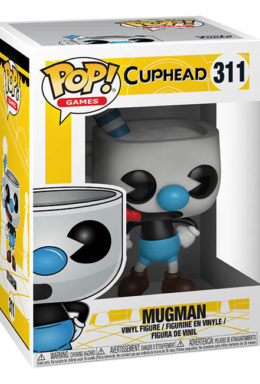 Copertina di Cuphead – Mugman – Funko Pop n.311