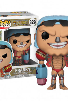 Copertina di One Piece Series 2 – Franky– Funko Pop Vinil n.329