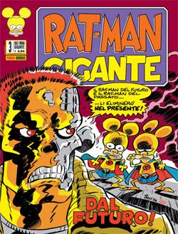 Copertina di Rat-Man Gigante n.3