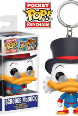 Copertina di Funko Pocket Pop! di Duck Tales – Scrooge