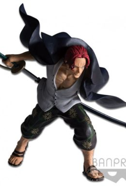 Copertina di One Piece Swordsmen Volume 2 – Shanks