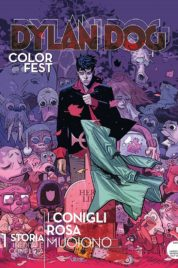 Dylan Dog Color Fest n.25 – I conigli rosa muoiono