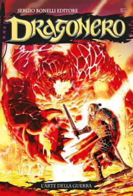 Copertina di Dragonero n.60 – L'arte della guerra