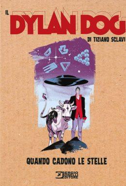 Copertina di Il Dylan Dog Di Tiziano Sclavi n.13 – Quando cadono le stelle