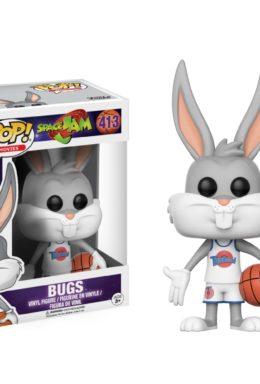 Copertina di Space Jam – Bugs Bunny – Funko Pop 413