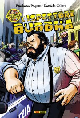 Copertina di Nirvana Leaks n.2 – L'ispettore Buddha