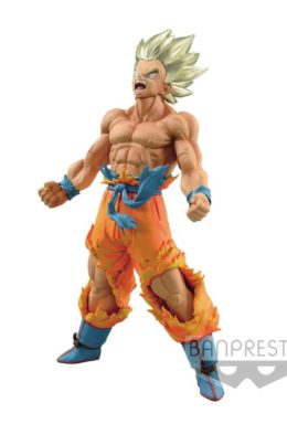 Copertina di Dragon Ball Blood Of Saiyans – Goku – 18cm