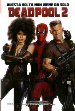 Copertina di Deadpool Collection n.3 – Deadpool & Cable se gli sguardi potessero uccidere – Variant Movie