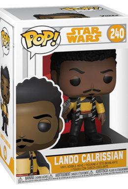 Copertina di Star Wars Solo – Lando Calrissian – Funko Pop 240