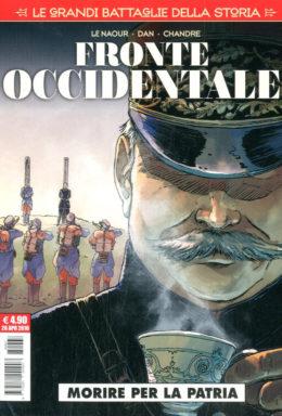 Copertina di Le Grandi Battaglie Della Storia n.7 – Cosmo Serie Rossa 66