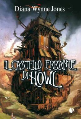 Copertina di Il Castello Errante di Howl – Libri Ghibli