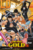 One Piece Gold Anime Comics n.1