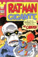Rat-Man Gigante n.51 – La caduta