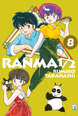 Copertina di Ranma 1/2 New Edition n.8 – Neverland 316