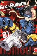 Six Bullets n.1 (DI 2) – Manga Graphic Novel 112