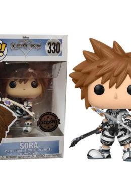 Copertina di Kingdom Hearts – Sora Gear – Funko Pop 330