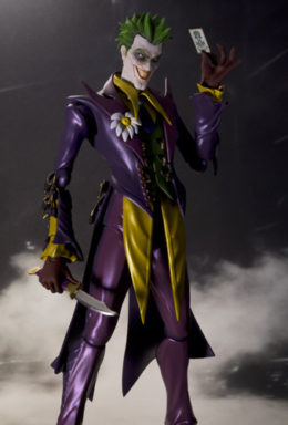Copertina di Batman Injustice – Joker Version Figuarts