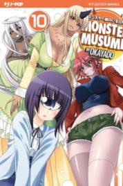 Monster Musume n.10