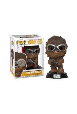 Copertina di Star Wars Solo – Chewbacca – Funko Pop 239