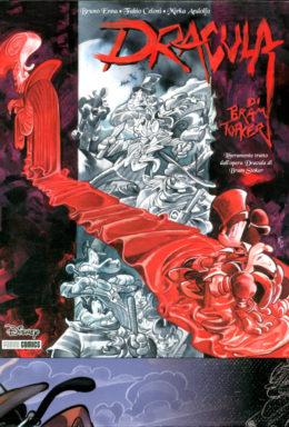 Copertina di Dracula Di Bram Topker – Topolino Super Deluxe Edition n.7