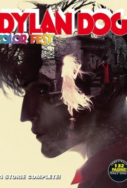 Copertina di Dylan Dog Color Fest n.13 – 4 storie complete